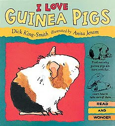 i love guinea pigs - dick king-smith